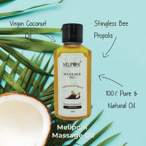 Meliponi Massage Oil