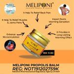 Meliponi Propilis Massage Balm